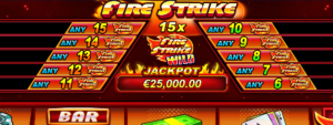 fire strike title picture