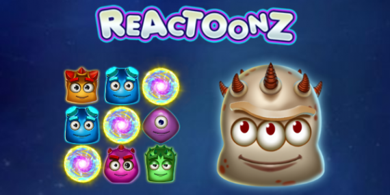reactoonz title picture