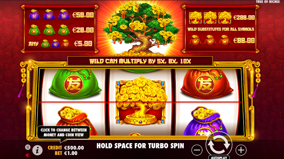 ttree of riches base game