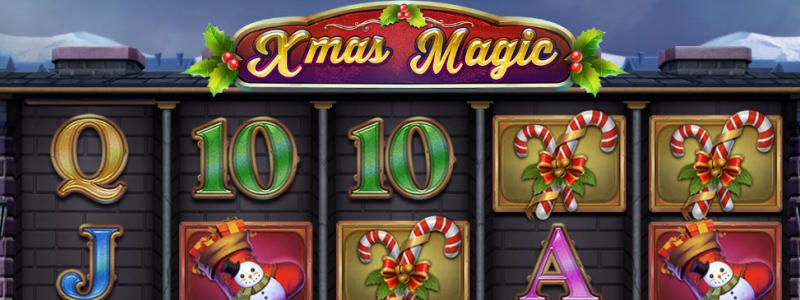 xmas magic title picture
