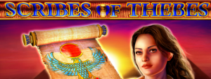 Scribes Of Thebes title picture