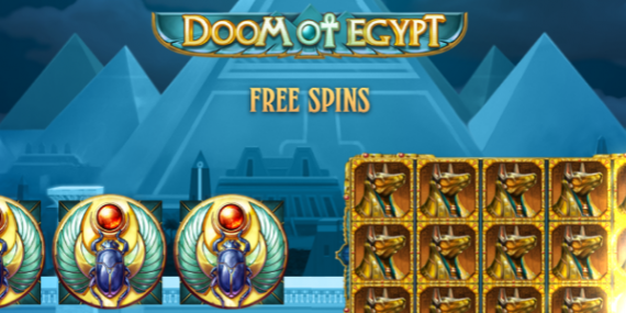 doom of egypt title picture