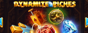Dynamite Riches Slot Review - Red Tiger Gaming