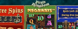 pirate kingdom megaways title picture