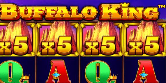 Buffalo King Slot Review - Pragmatic Play