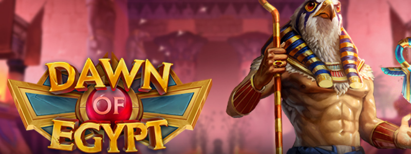 Dawn Of Egypt Slot Review - Play'n Go