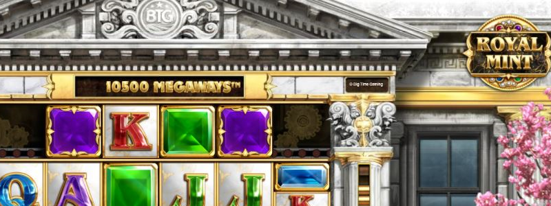 Royal Mint Revealed - Big Time Gaming