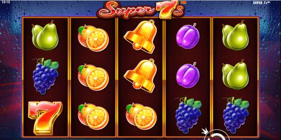 Super 7s Slot Review - Pragmatic Play
