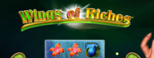 Wings Of Riches Slot Review - NetEnt
