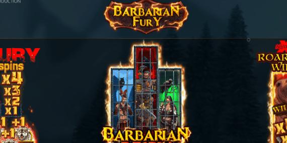 Barbarian Fury Slot Review - Nolimit City