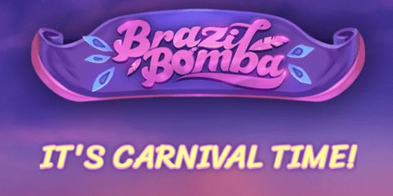 Brazil Bomba Slot Review - Yggdrasil