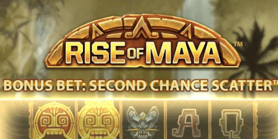 Rise Of Maya Slot Review - NetEnt