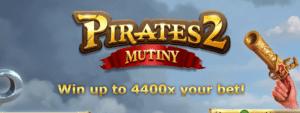 Pirates 2: Mutiny Slot Review - Yggdrasil Gaming