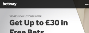 betway fined
