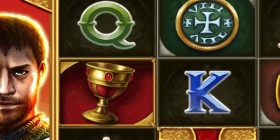 Crusader Slot Review - ELK Studios