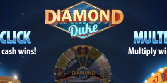 Diamond Duke Slot Review - Quickspin