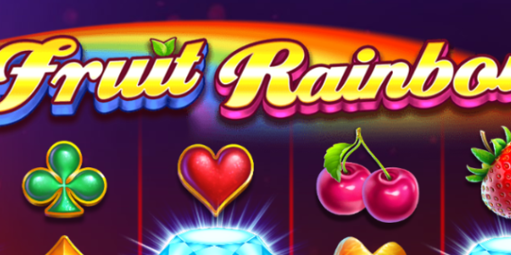 Fruit Rainbow Slot Review - Pragmatic Play