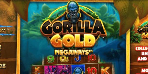 Gorilla Gold Megaways – Blueprint Gaming