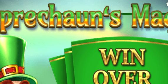 Leprechaun's Magic Slot Review - Max Win Gaming / Red Tiger Gaming