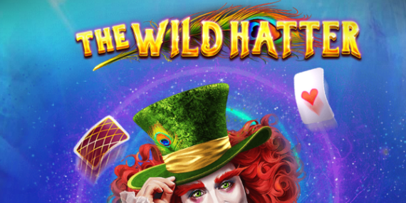 The Wild Hatter Slot Review - Red Tiger Gaming