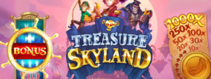 Treasure Skyland Slot Review – Just For The Win