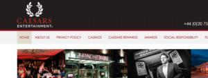 Casino Caesars Entertainment Fined £13m