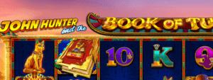 John Hunter And The Book Of Tut Slot Review - Pragmatic Play