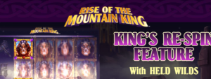 Rise Of The Mountain King Slot Review – NextGen Gaming
