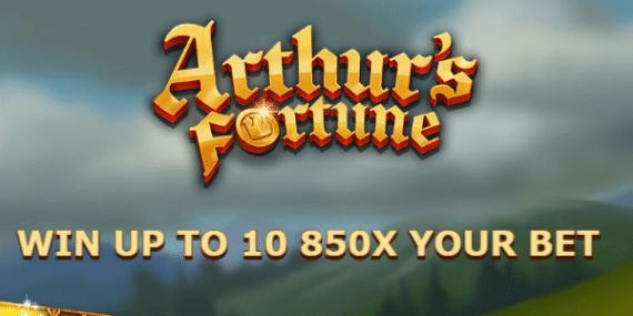 Arthurs Fortune Slot Review - Yggdrasil Gaming