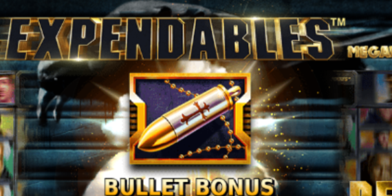 The Expendables Megaways Slot Review - Stakelogic