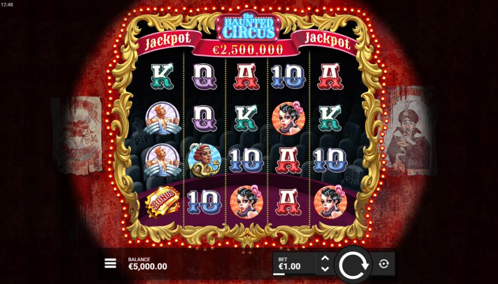 Circus Slot