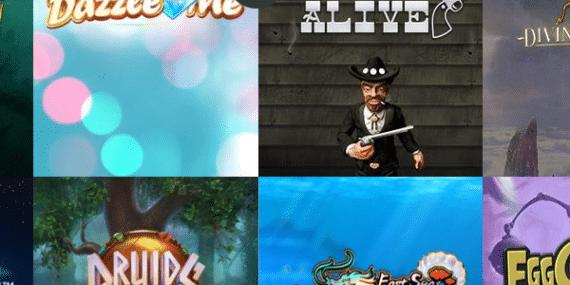 Top 5 NetEnt Slot Releases
