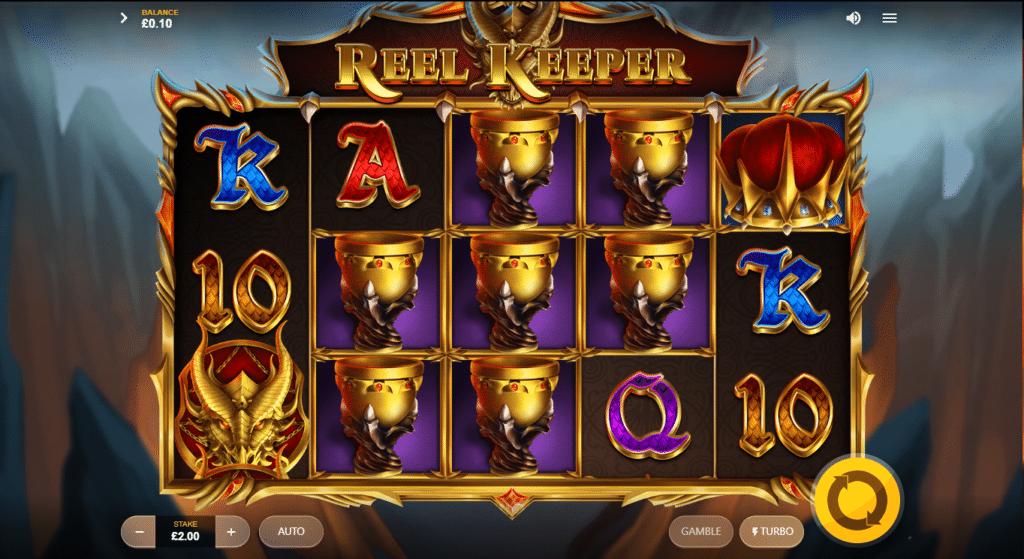 Reel Keeper Slot Review Casino Red Tiger Gaming Visuals Base Game
