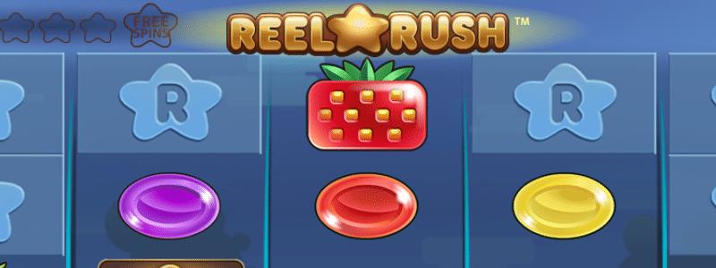 Reel Rush Slot Review - NetEnt
