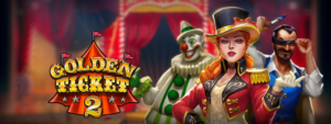 Golden Ticket 2 Slot Review - Play'n Go
