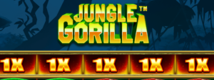 Jungle Gorilla Slot Review - Pragmatic Play