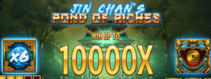 Jin Chan's Pond Of Riches Slot Review - Thunderkick