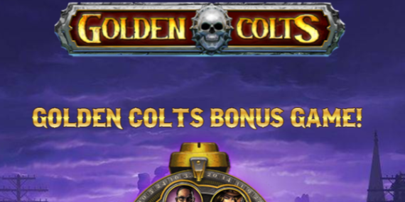 Golden Colts Slot Review - Play'n Go
