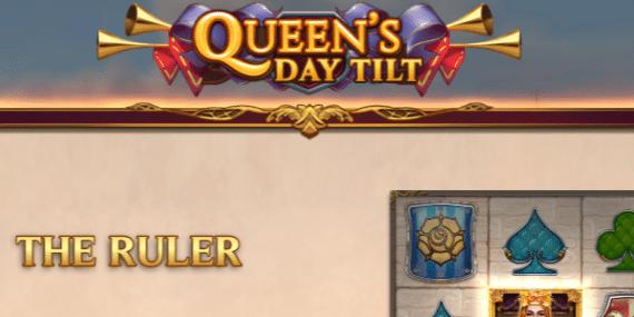Queen's Day Tilt Slot Review – Play'n Go