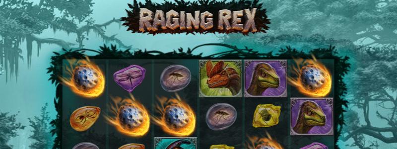 Raging Rex Slot Review - Play'n Go