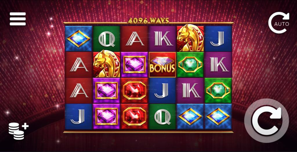 The Grand Galore Slot Review ELK Studios Casino Symbols Pay Table Visuals Base Game