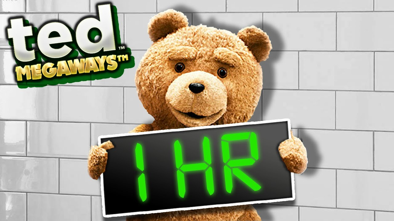 I Played TED for ONE HOUR to see what would happen !