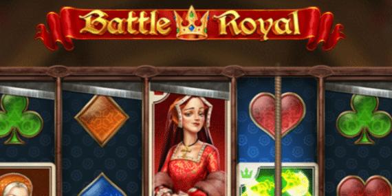 Battle Royal Slot Review - Play'n Go