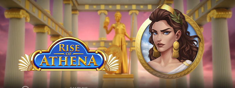 Rise Of Athena Slot Review - Play'n Go
