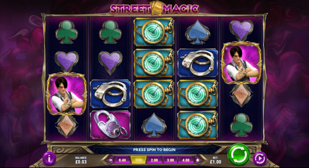 Play N Go Released New Pimped Slot With Urban Theme