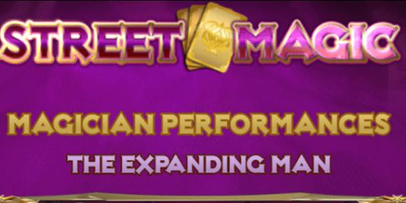 Street Magic Slot Review - Play'n Go