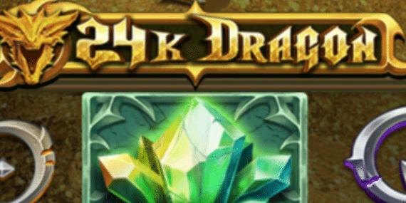 24K Dragon Slot Review - Play'n Go