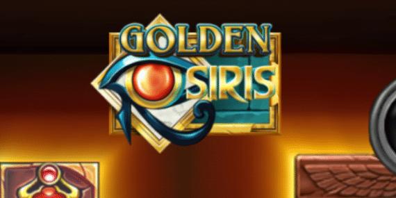 Golden Osiris Slot Review - Play'n Go