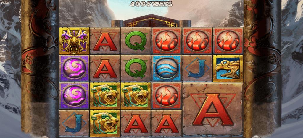 Katmandu Gold Slot Review ELK Studios Casino Pay Table Symbols