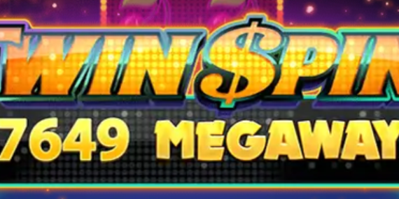 Twin Spin Megaways Slot Review - NetEnt